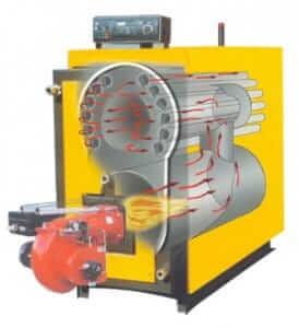 Kocioł gaz /olej ENERNOX (E-NOX)